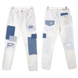 NWT // GRLFRND Karolina Patchwork Jeans
